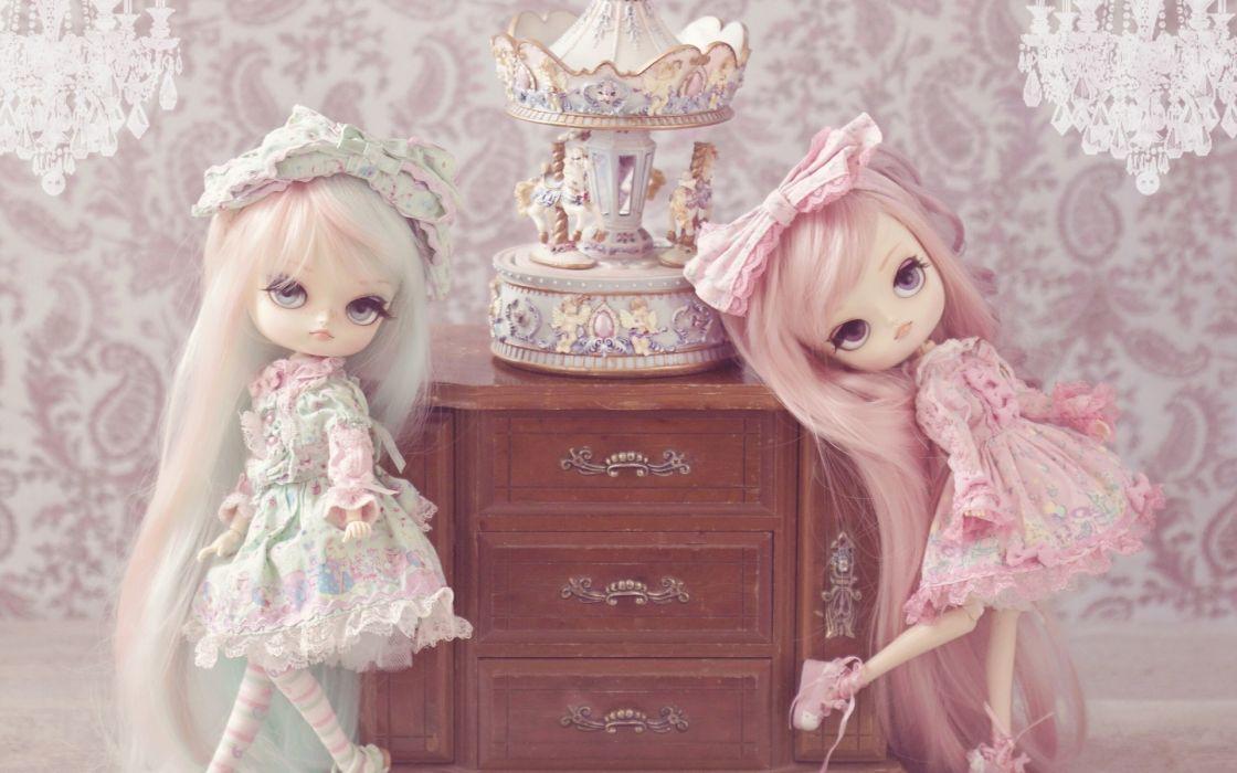 dolls toys doll toy bokeh girl wallpaper