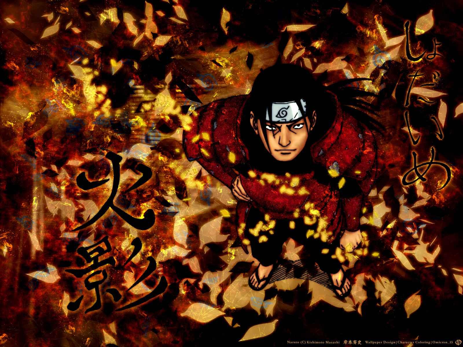 Naruto Hashirama Senju The 1st Hokage Shodaime First Wallpaper 1600x1200 157023 Wallpaperup