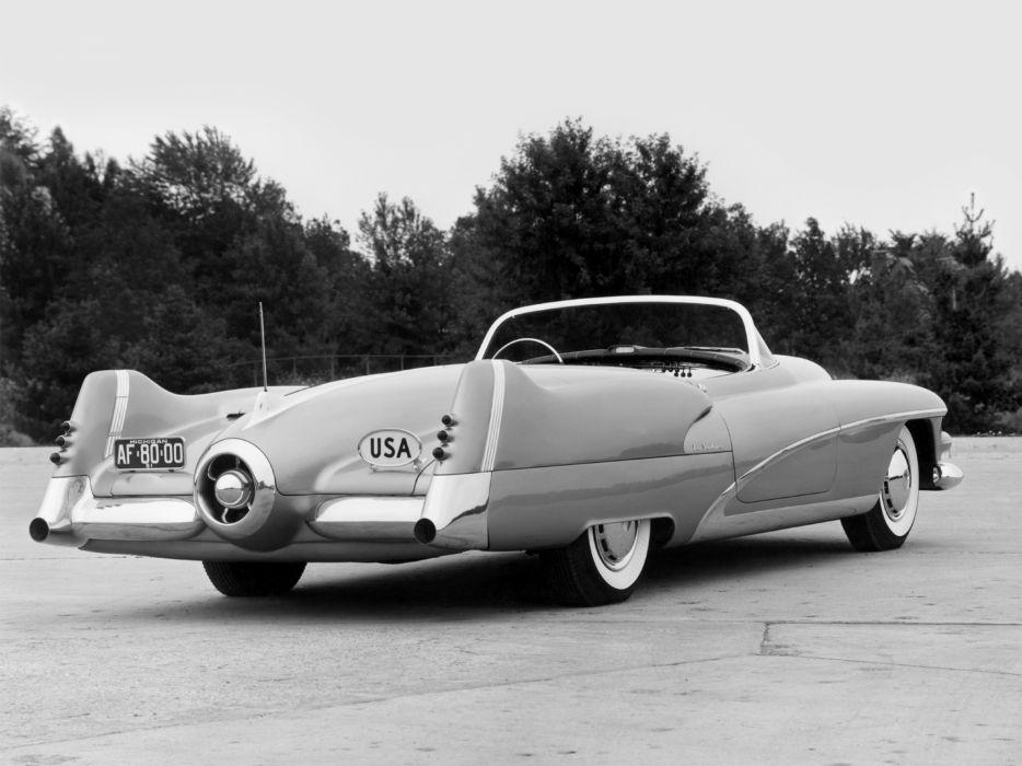 1951 Buick LeSabre concept retro custom    y wallpaper
