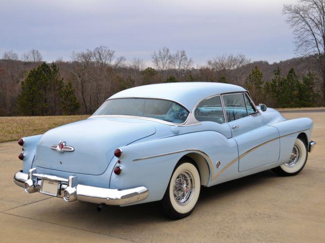 1953 Buick Skylark Hardtop Prototype retro t wallpaper