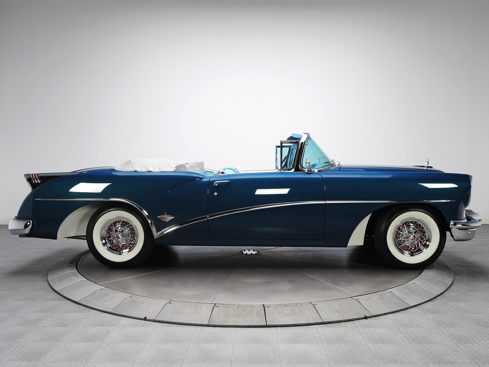 1954 Buick Skylark 4667sx Convertible Retro E Wallpaper 1951 For Sale 2048x1536 157117 Wallpaperup