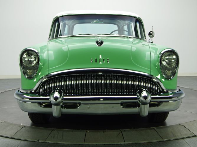 1954 Buick Special Estate Wagon (49) stationwagon retro g wallpaper