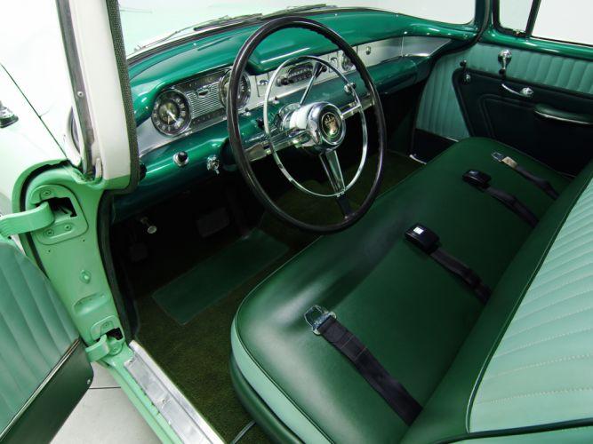 1954 Buick Special Estate Wagon (49) stationwagon retro interior j wallpaper