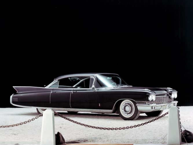 1960 Cadillac Fleetwood Sixty Special luxury classic t wallpaper