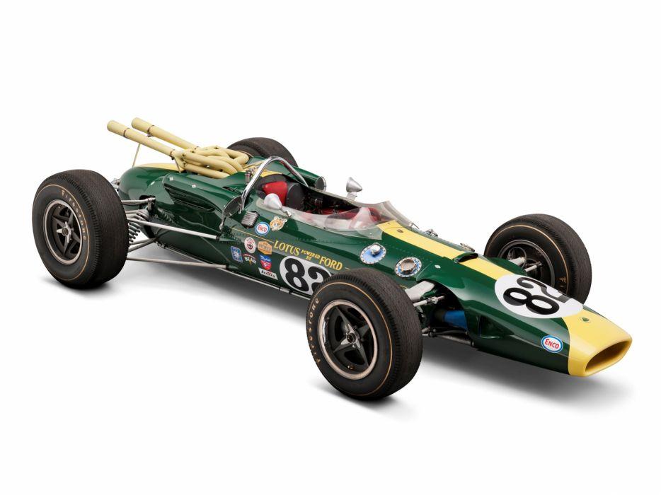 1965 Lotus 38 formula one f-1 race racing classic 3-8 y wallpaper ...