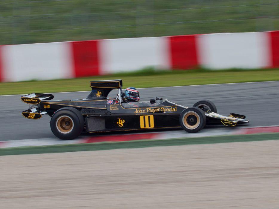 1974 Lotus 76 formula one f-1 race racing 7-6    f wallpaper
