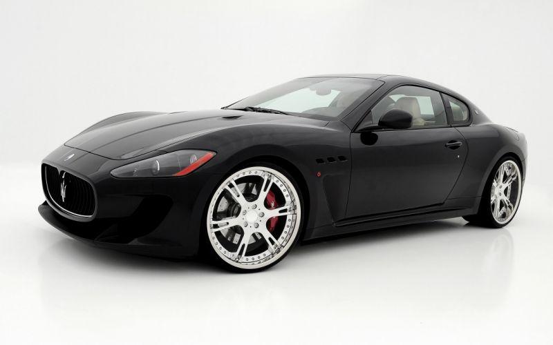 2012 Wheelsandmore Maserati MC Stradale Pronto supercar tuning m-c wallpaper