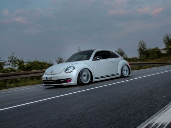 2013 MR-Car-Design Volkswagen Beetle tuning lowrider g wallpaper