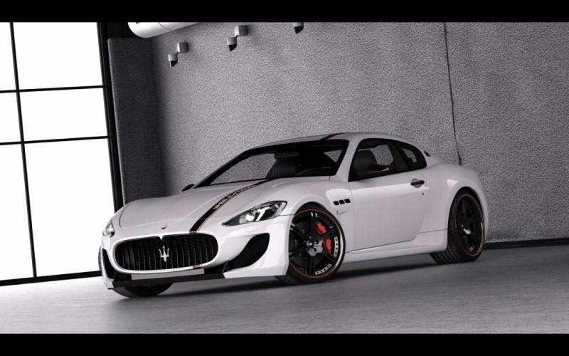 2013 Wheelsandmore Maserati MC Stradale Demonoxious supercar tuning m-c g wallpaper