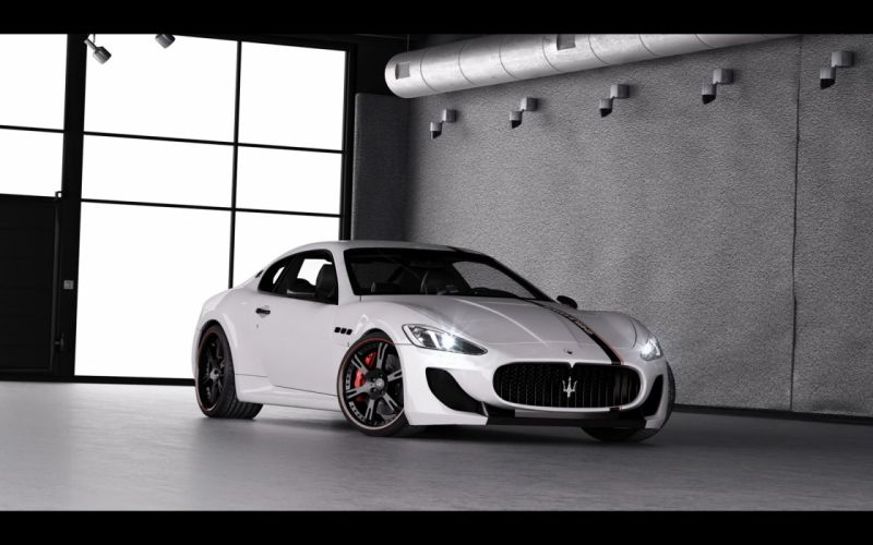 2013 Wheelsandmore Maserati MC Stradale Demonoxious supercar tuning m-c wallpaper