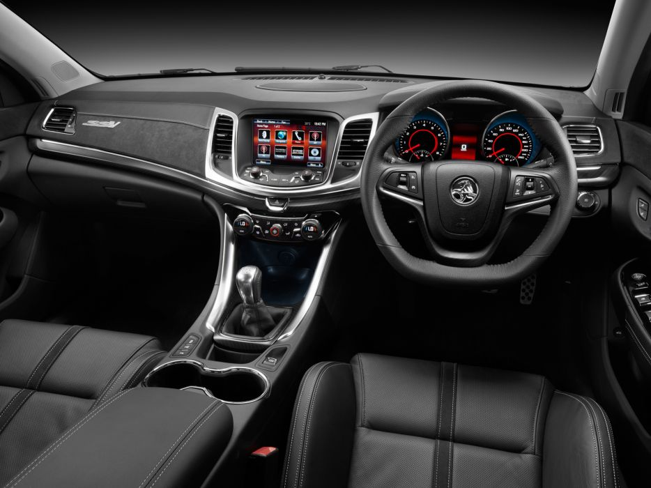 2014 Holden Commodore SS V (VF) s-s interior   g wallpaper