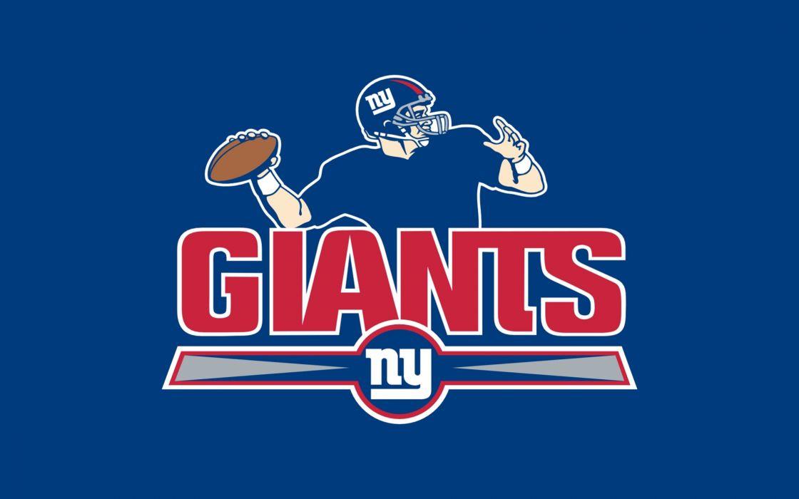 NEW YORK GIANTS nfl football  rq wallpaper