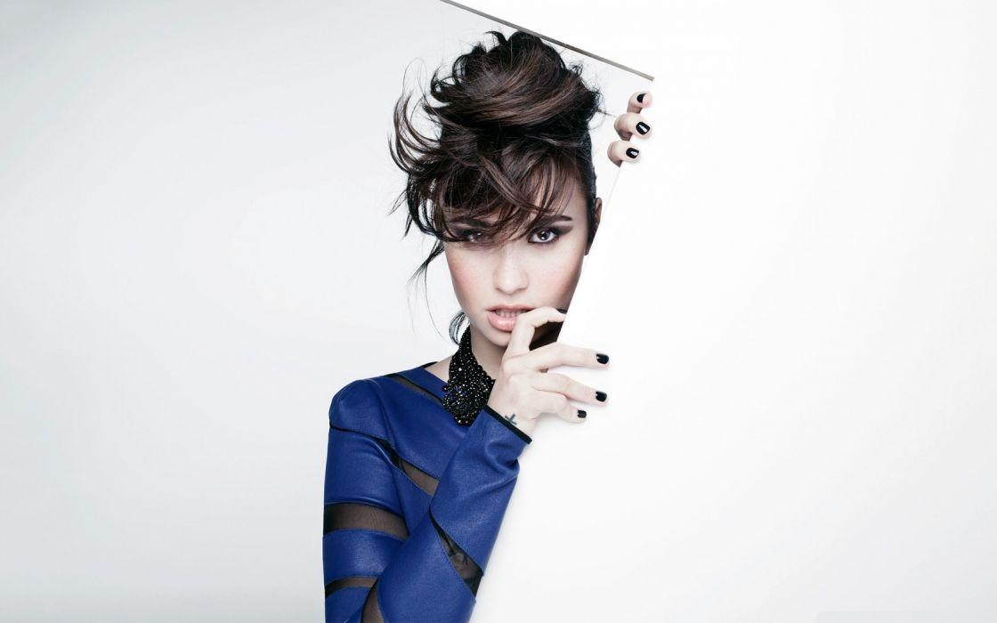 Woman Girl Beauty Demi Lovato wallpaper