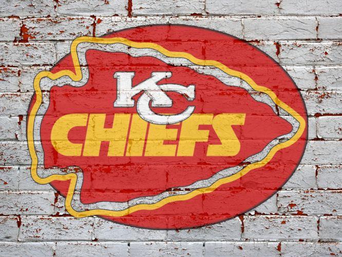 KANSAS CITY CHIEFS nfl football dw wallpaper