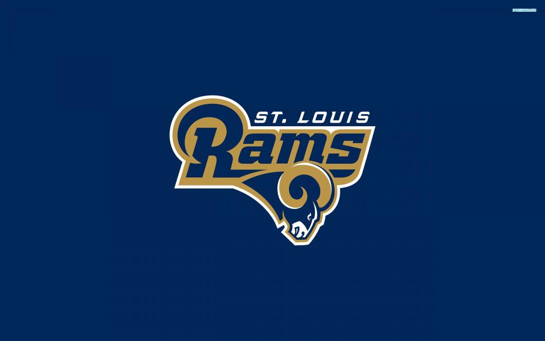 ST LOUIS RAMS nfl football   en wallpaper