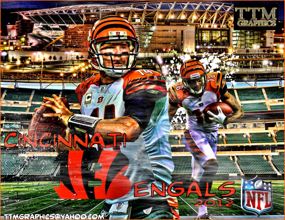 CINCINNATI BENGALS nfl football wallpaper