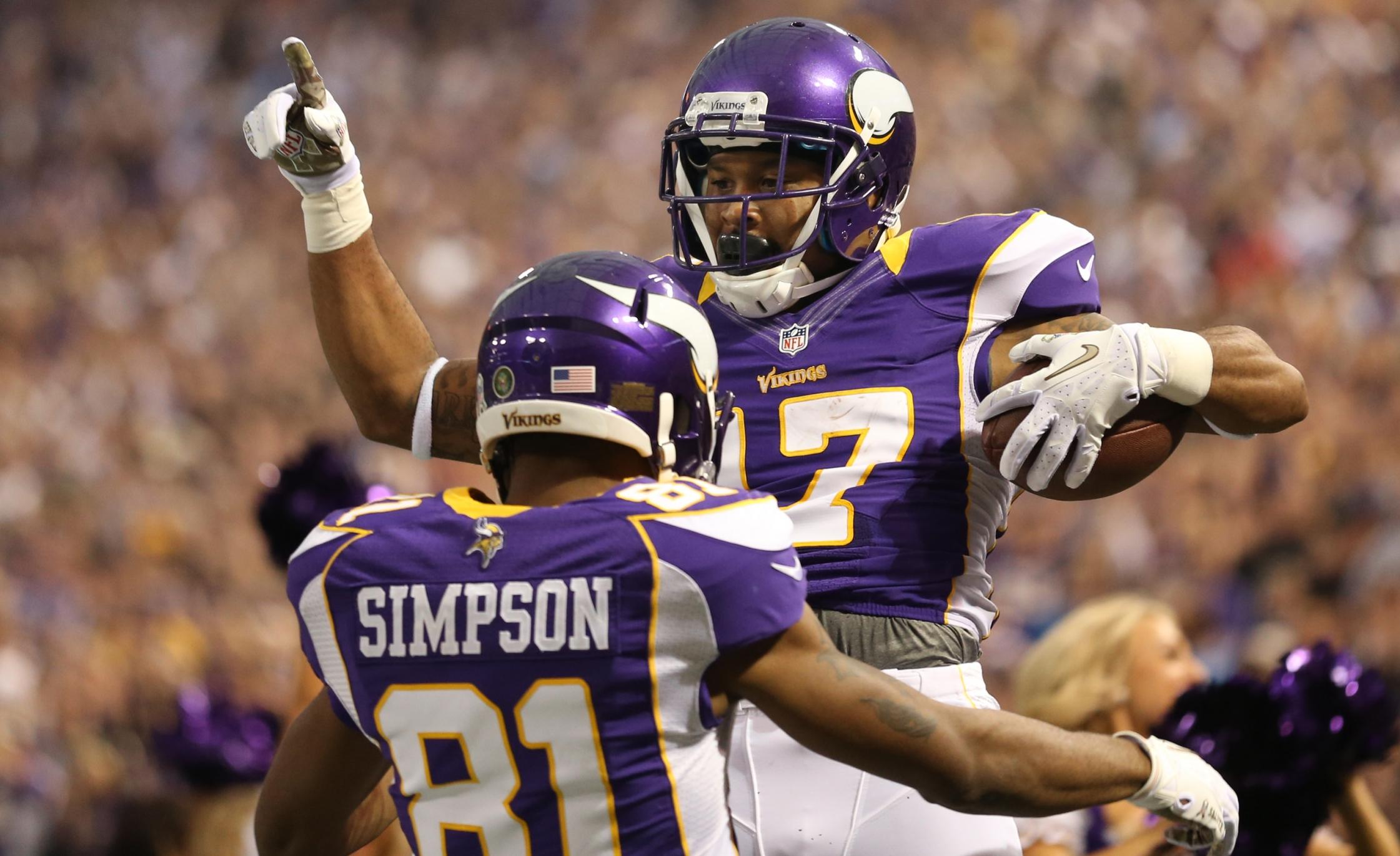 Nfl Football Vikings Minnesota Vikings Nfl Football