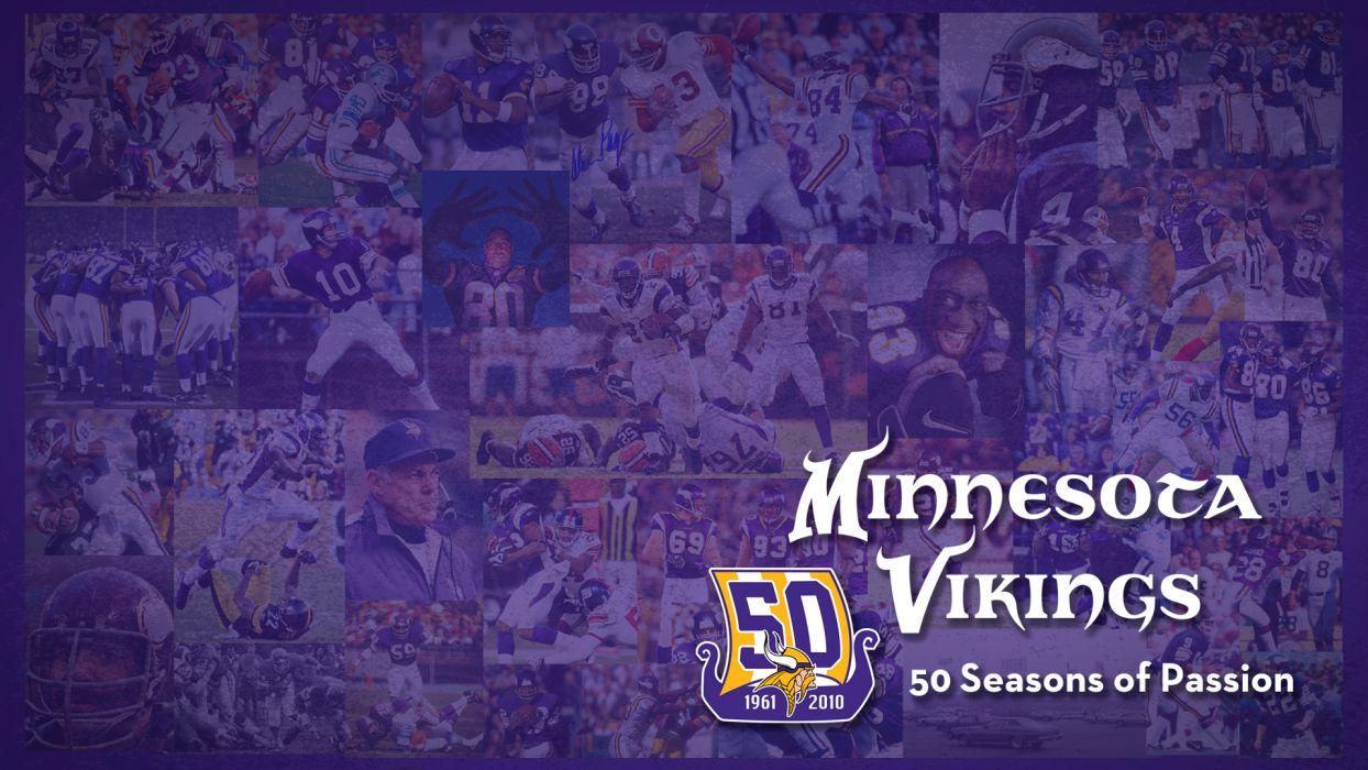 MINNESOTA VIKINGS nfl football  fs wallpaper