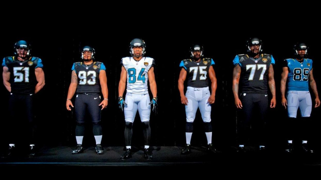 JACKSONVILLE JAGUARS Nfl Football Dg Wallpaper