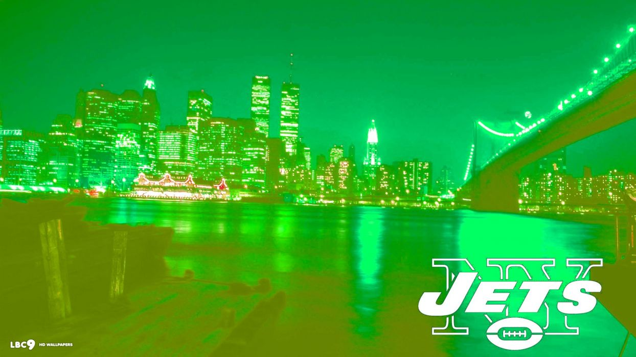 NEW YORK JETS nfl football    fj wallpaper