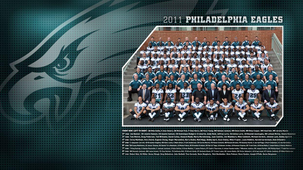 PHILADELPHIA EAGLES nfl football   rh wallpaper