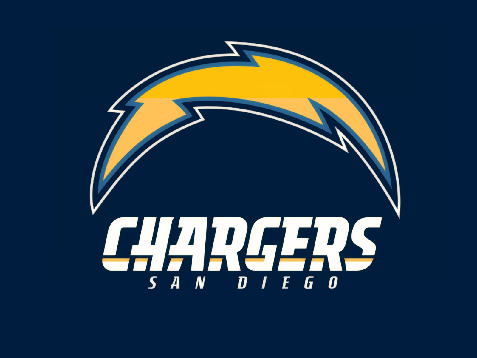 San Diego Chargers Nfl Football Hs Wallpaper 1600x1200