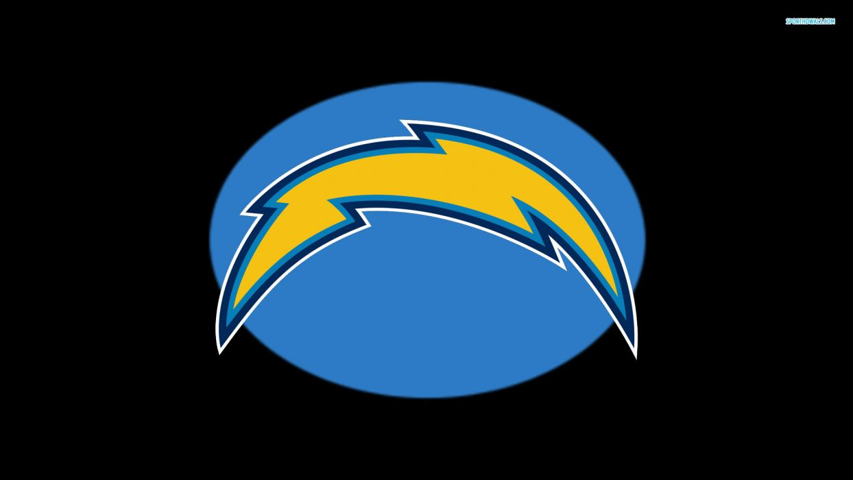 San Diego Chargers Nfl Football Bw Wallpaper 1920x1080 158081