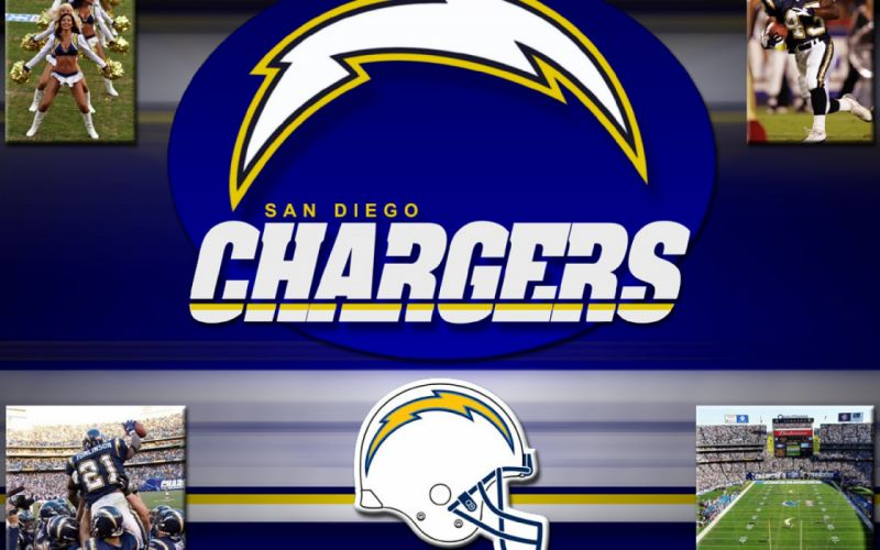 SAN DIEGO CHARGERS nfl football nm wallpaper