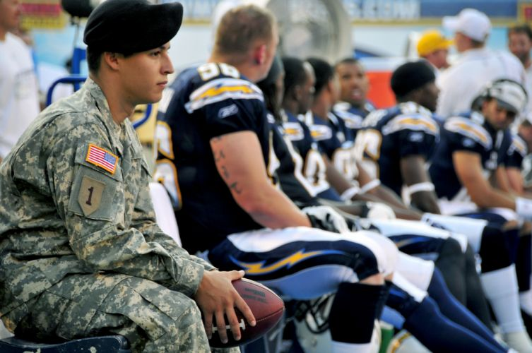 SAN DIEGO CHARGERS nfl football military f wallpaper