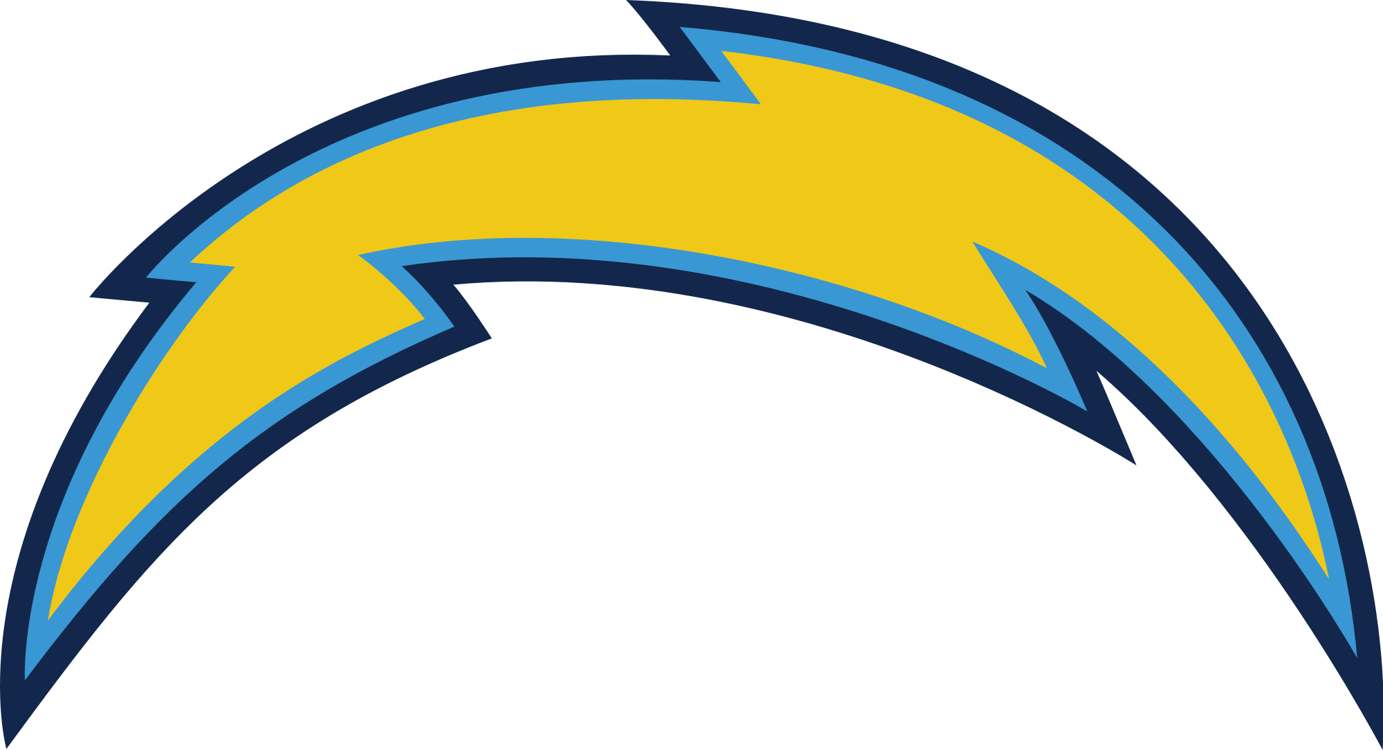 San Diego Chargers Nfl Football Wallpaper 2000x1084