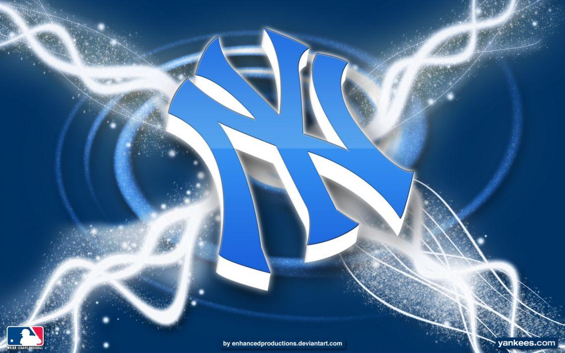 NEW YORK YANKEES baseball mlb    f wallpaper