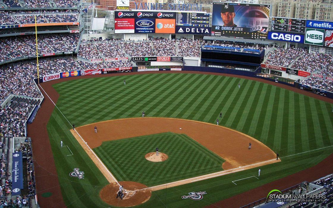 NEW YORK YANKEES baseball mlb   dl wallpaper