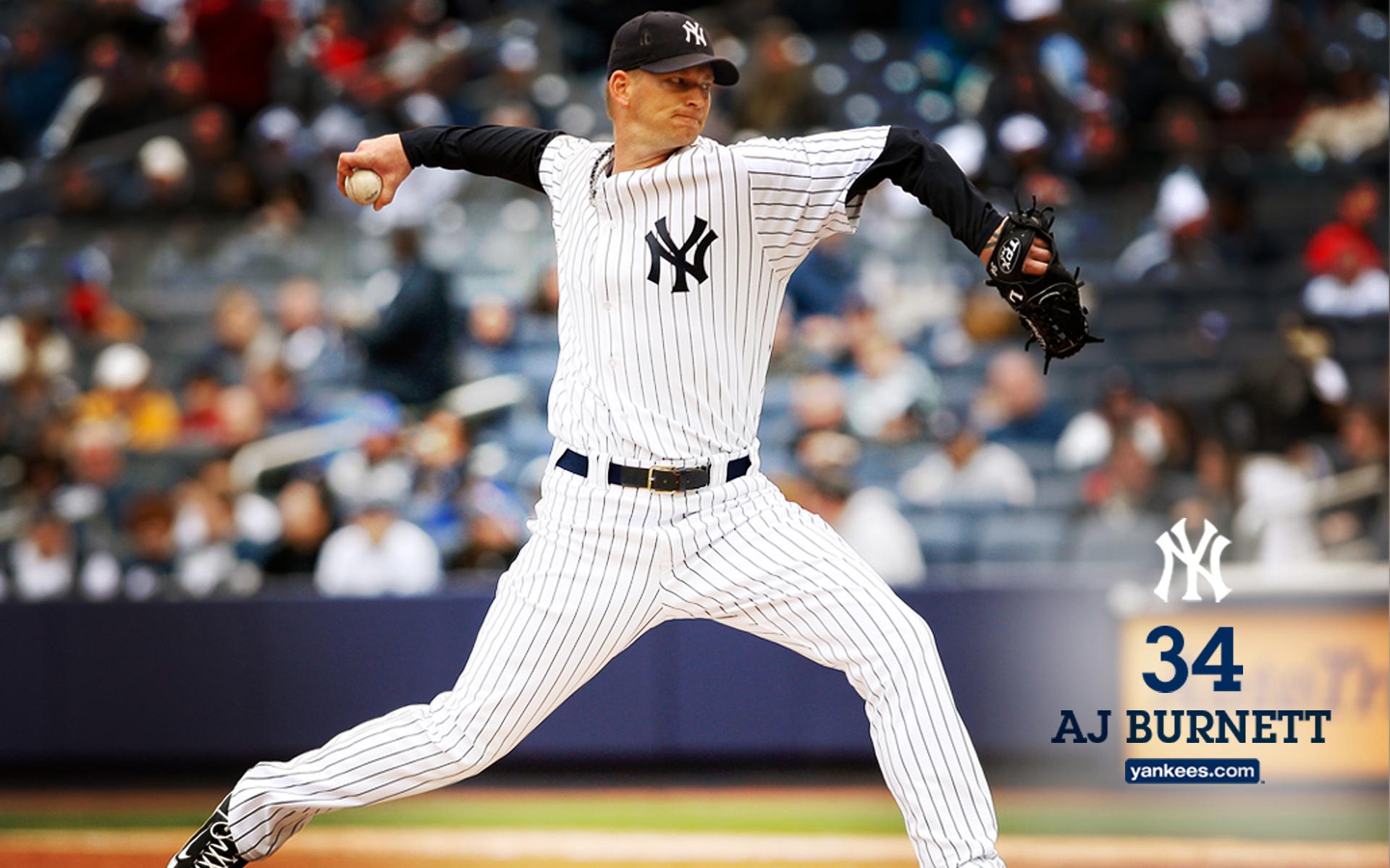 NEW YORK YANKEES Baseball Mlb Hc Wallpaper