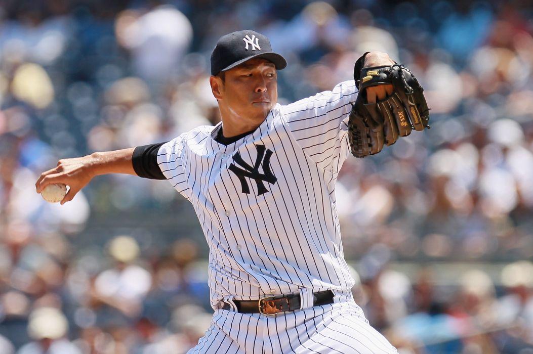 NEW YORK YANKEES baseball mlb  hs wallpaper