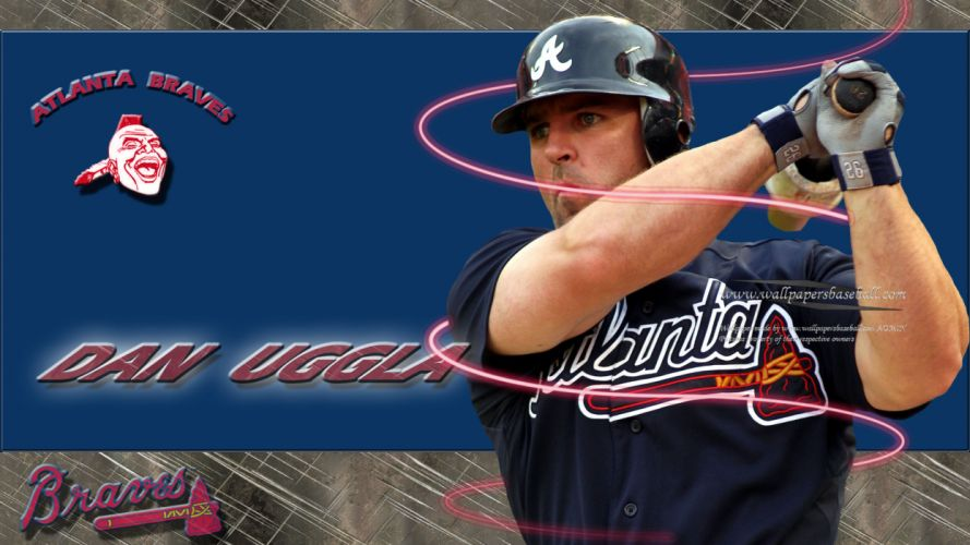 ATLANTA BRAVES baseball mlb g wallpaper