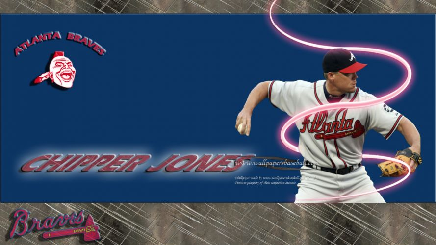 ATLANTA BRAVES baseball mlb fo wallpaper