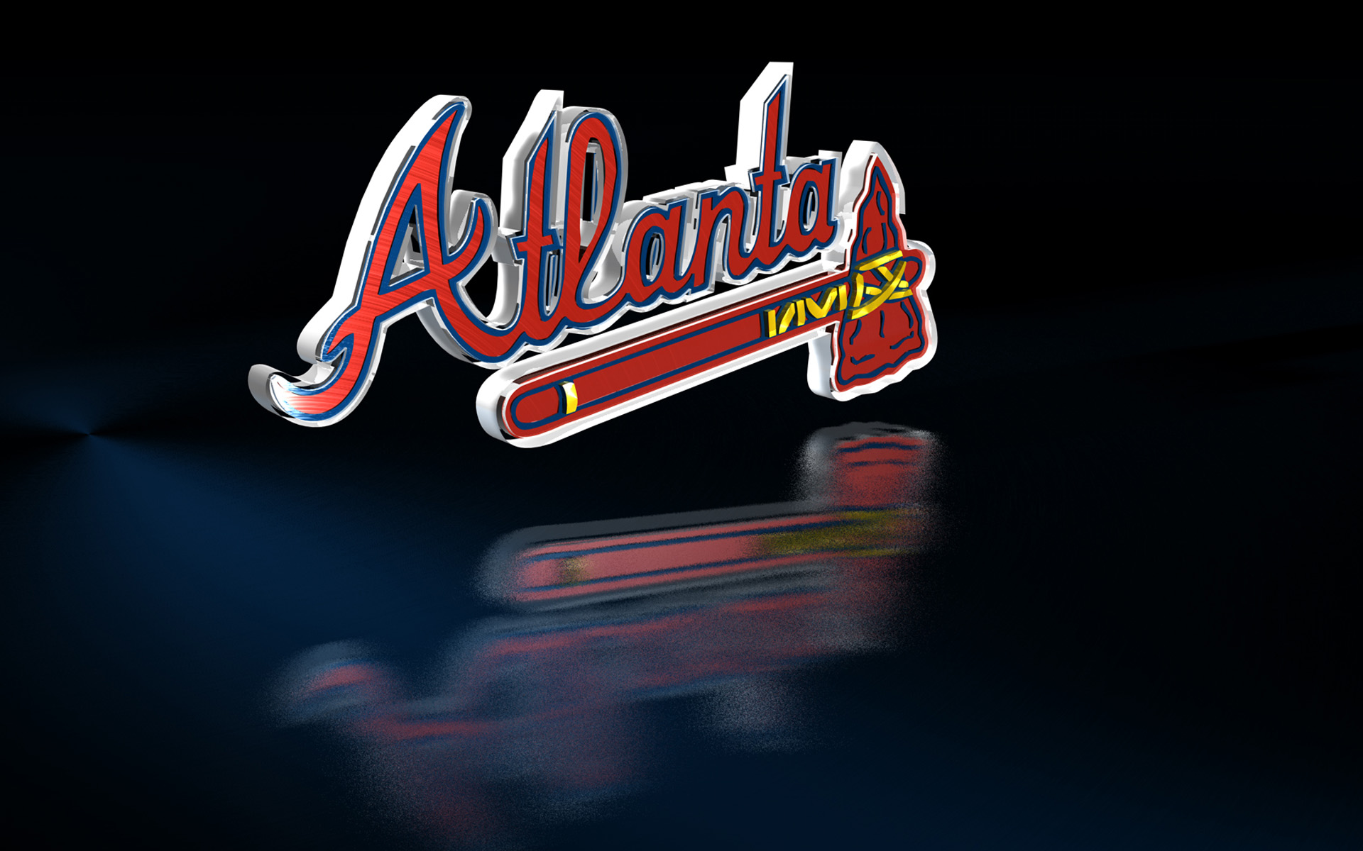 ATLANTA BRAVES baseball mlb fh wallpaper | 1920x1200 | 158359 | WallpaperUP