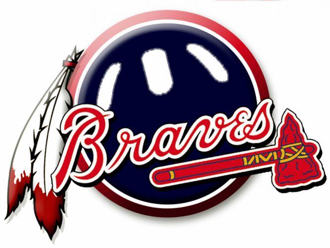 ATLANTA BRAVES baseball mlb f wallpaper