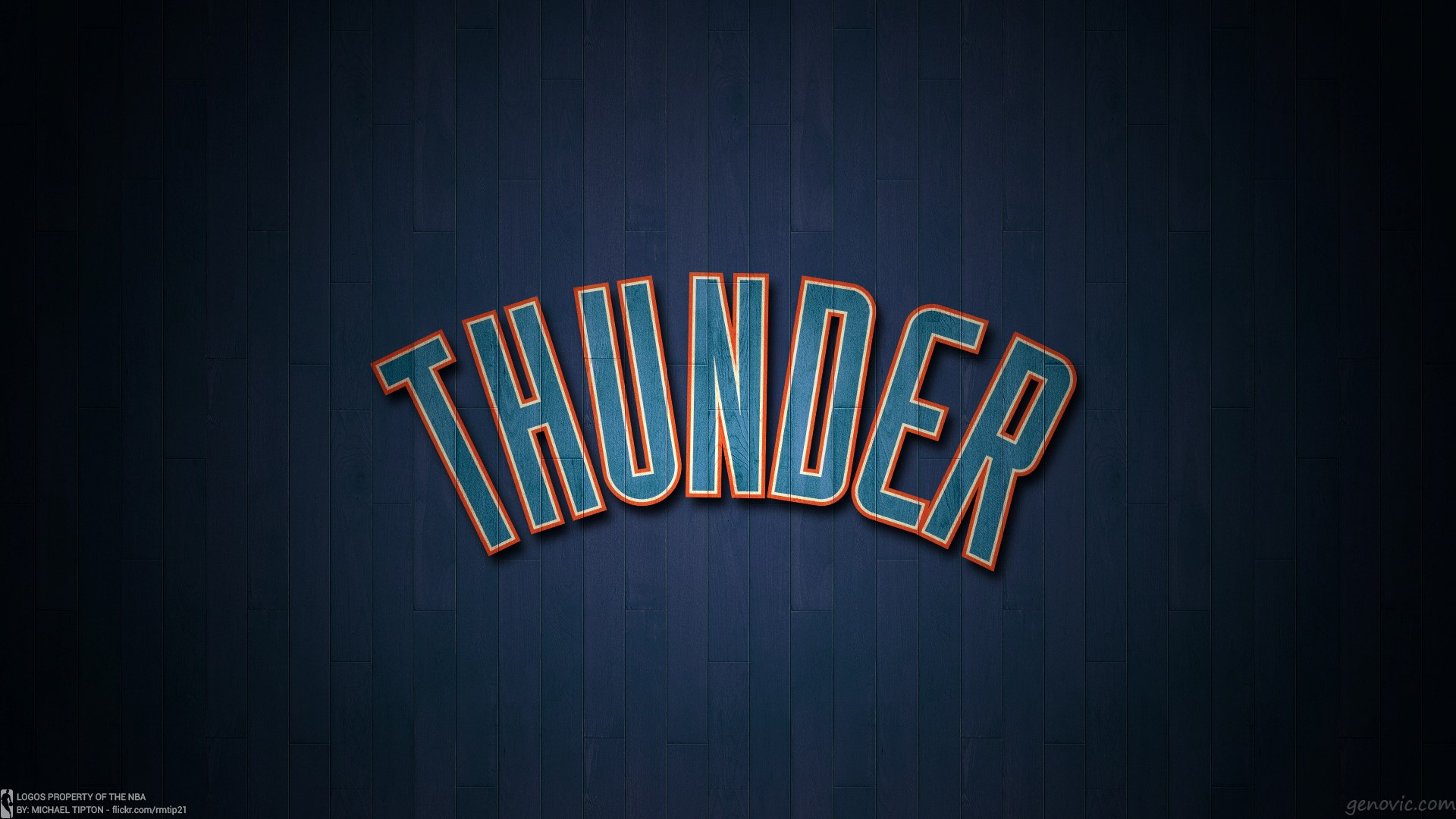 Oklahoma City Thunder Basketball Nba G