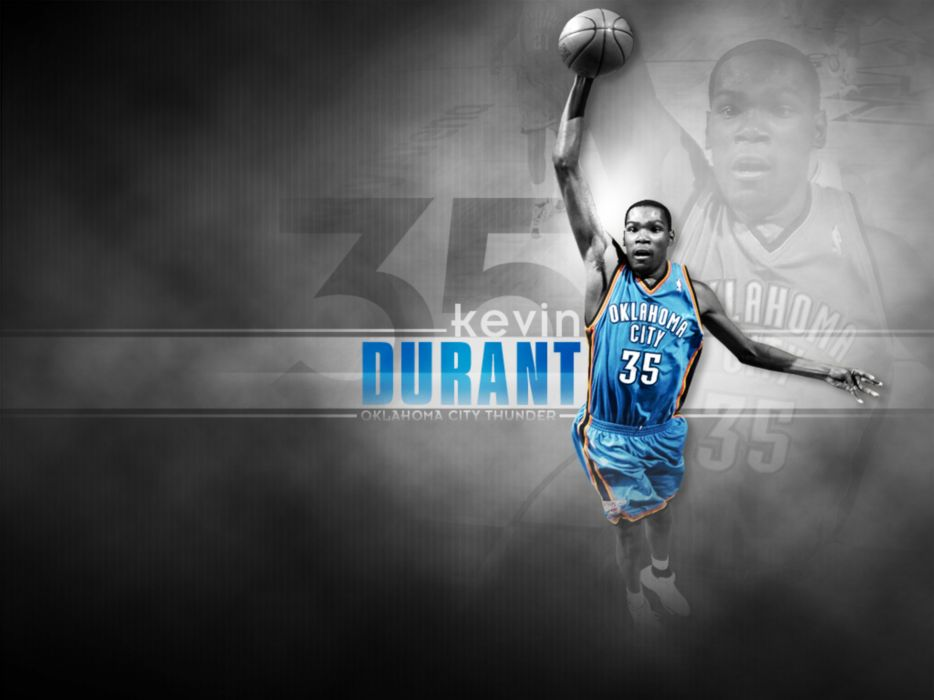 OKLAHOMA CITY THUNDER basketball nba   da wallpaper