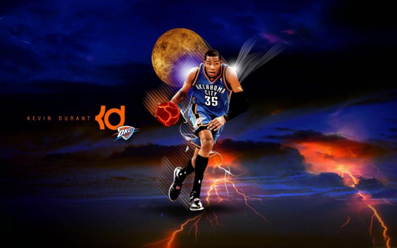 OKLAHOMA CITY THUNDER basketball nba ew wallpaper