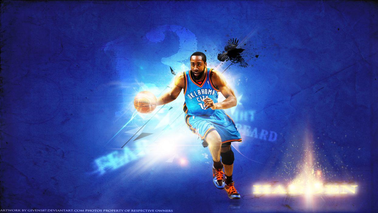OKLAHOMA CITY THUNDER basketball nba   ep wallpaper