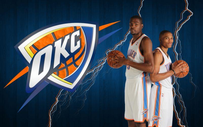 OKLAHOMA CITY THUNDER basketball nba fg wallpaper