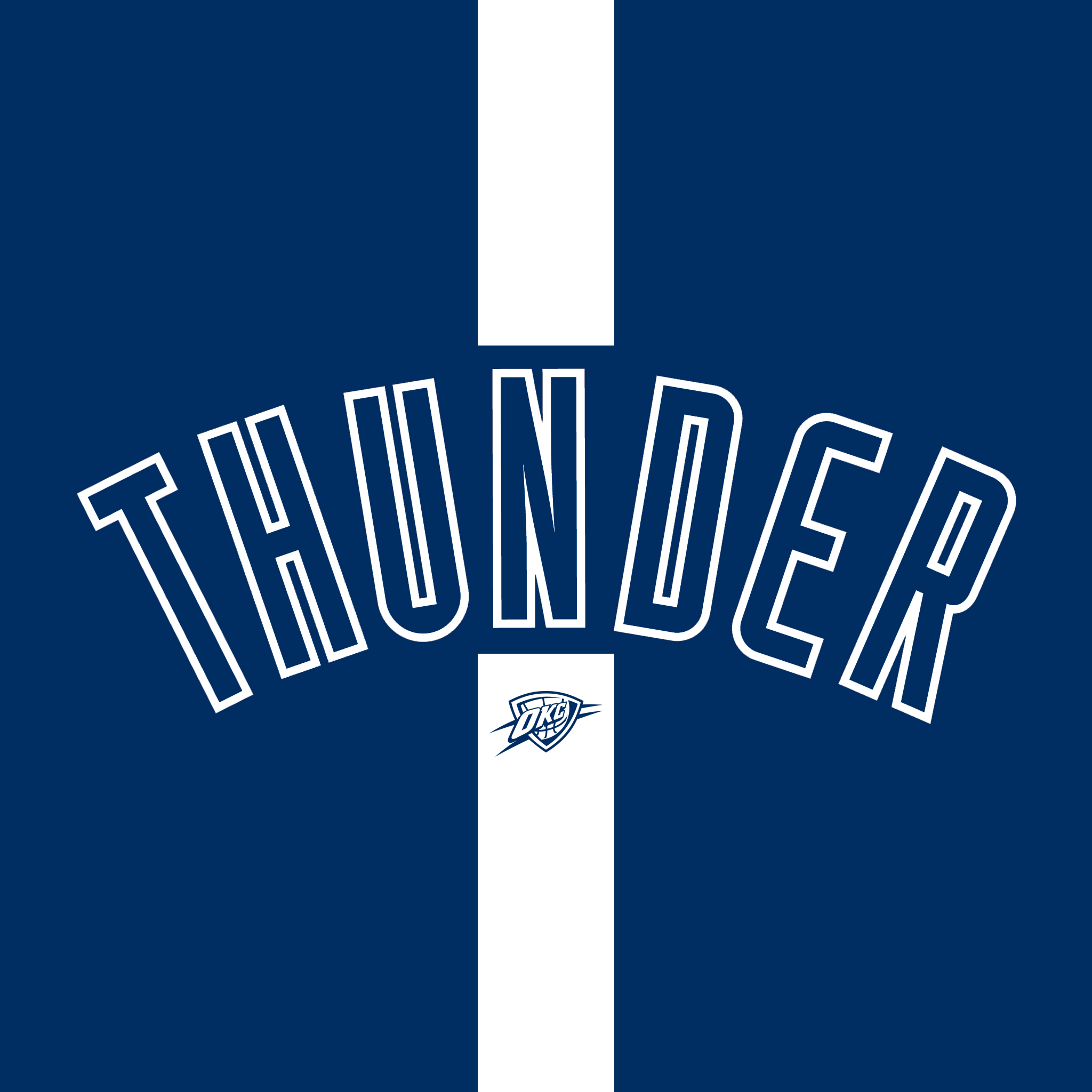 Oklahoma Thunder Wallpaper