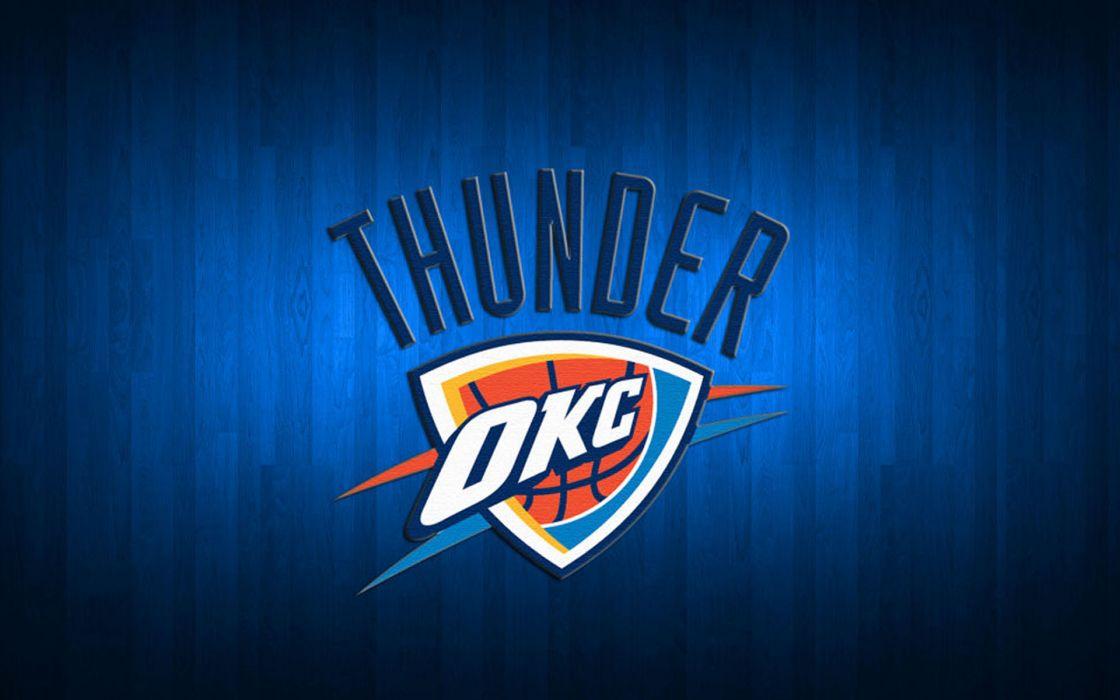 OKLAHOMA CITY THUNDER basketball nba  h wallpaper