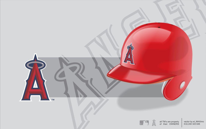 ANAHEIM ANGELS baseball mlb    ek wallpaper
