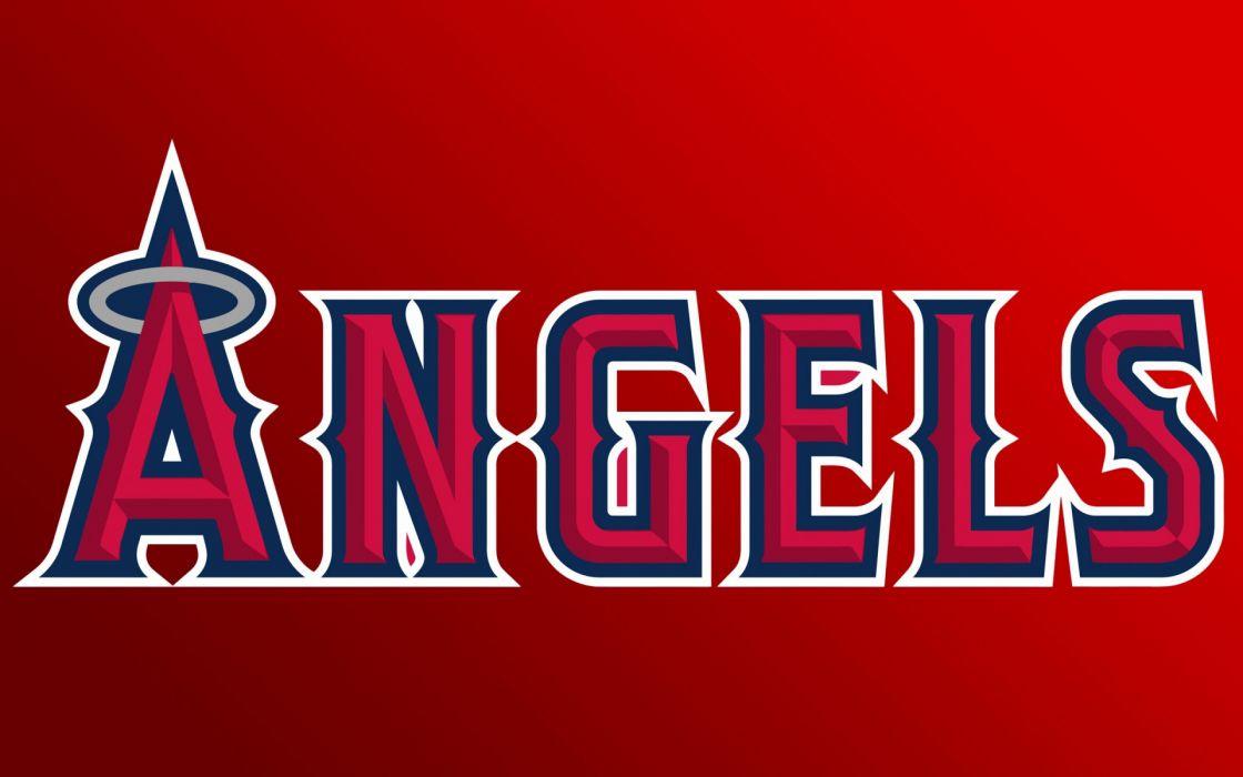 ANAHEIM ANGELS baseball mlb   s wallpaper