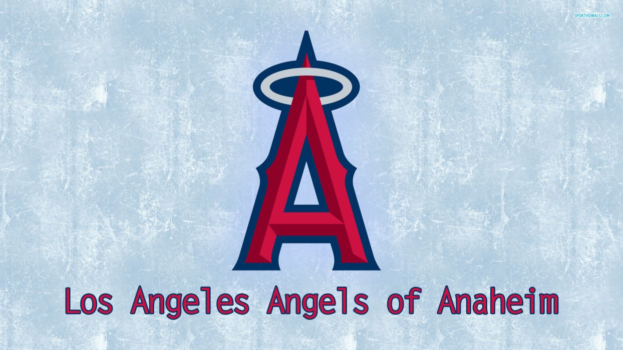 ANAHEIM ANGELS baseball mlb   fd wallpaper