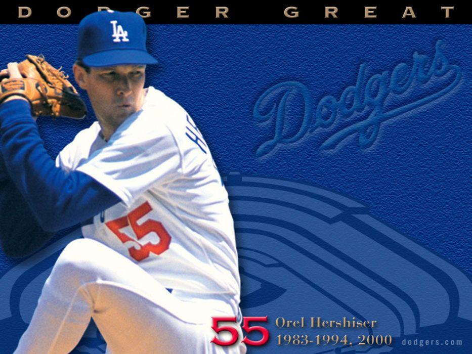LOS ANGELES DODGERS baseball mlb    f wallpaper