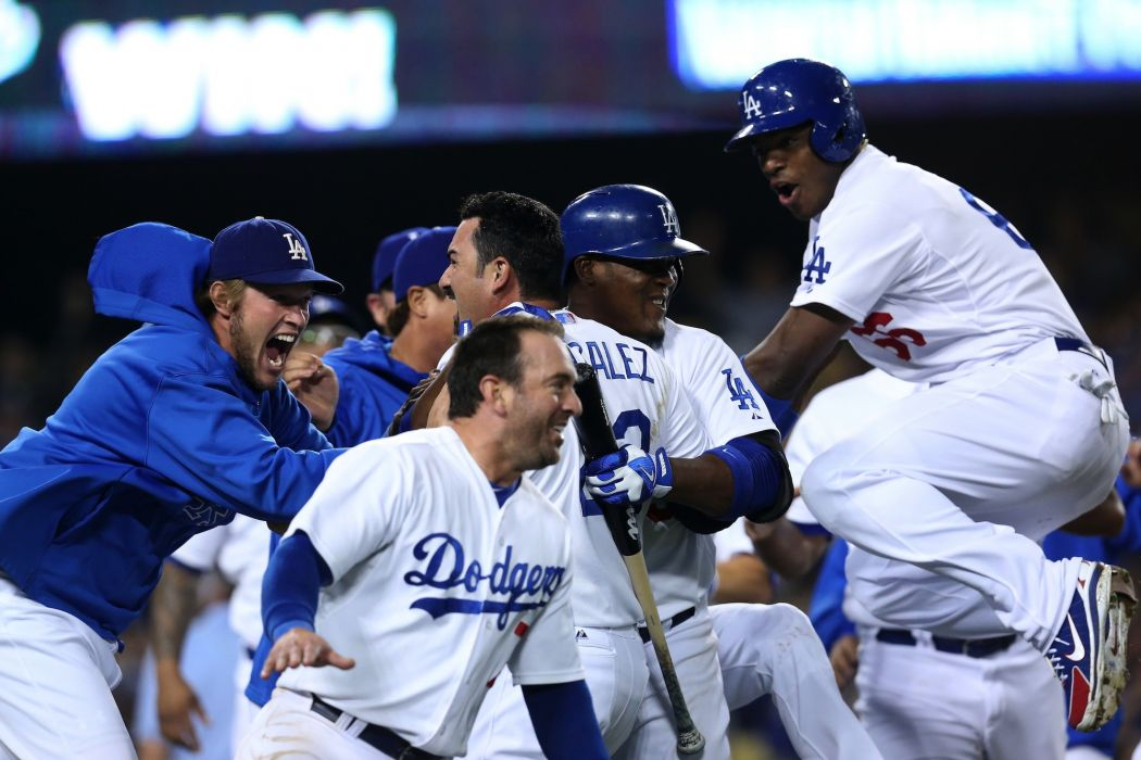 LOS ANGELES DODGERS baseball mlb    u wallpaper
